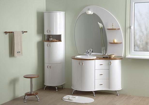 Мебель для ванной от надежного поставщика