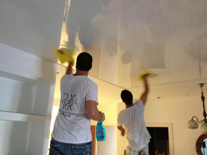 Как ухаживать за натяжными потолками: советы от специалистов «РК-натяжные потолки»